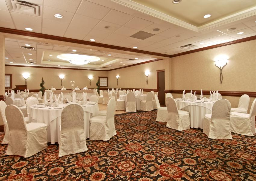 Dalhousie Ballroom - Book this meeting room in St. Catharines